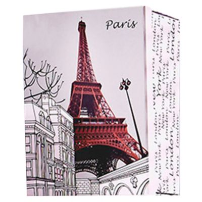 Caja papel Paris 28.5x21x12.5cm