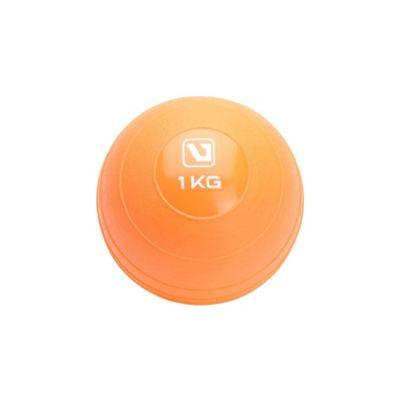 Pelota yoga 1 kg 12 cm naranja