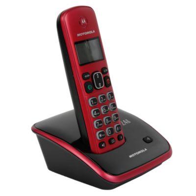 Teléfono Motorola AURI3520 Rojo