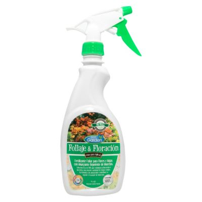 Fertilizante para Follaje y Floración 450ml