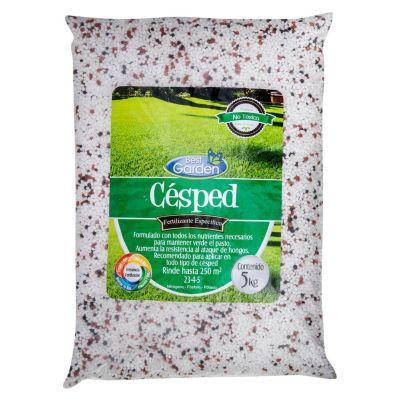Fertilizante específico para cesped 5kg