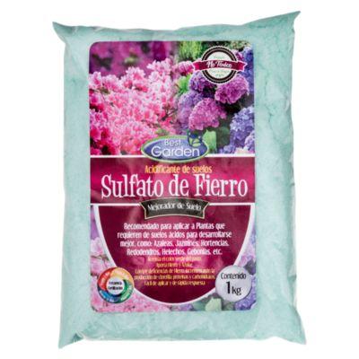 Sulfato de fierro 1Kg