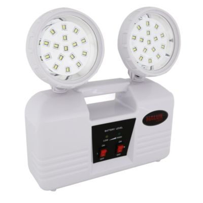 Lámpara de Emergencia 32 LED 1200 Lumenes