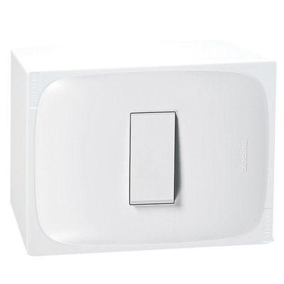 Interruptor Simple para Canaletas Legrand