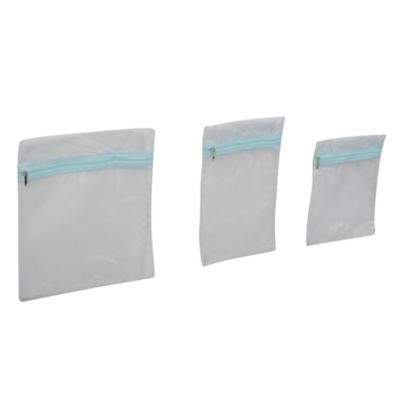 Pack de 3 bolsas con cierre