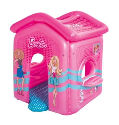 Casita inflable Barbie Malibu