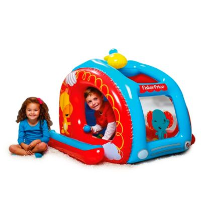 Helicoptero inflable Fisher Price