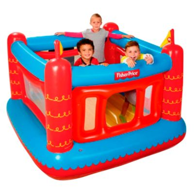 Saltarín inflable Fisher Price