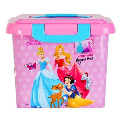 Cajita 4 Princesas envase 4L