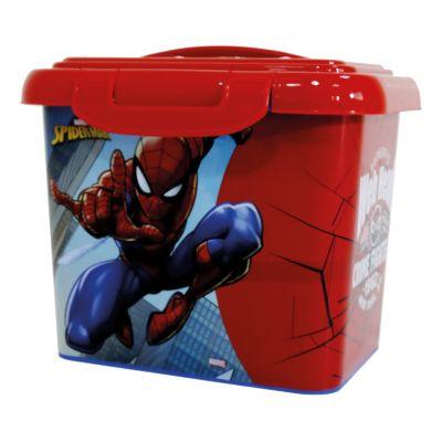 Cajita 4 Spiderman envase 4L