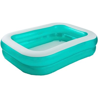 Piscina inflable rectangular 201x150x51cm