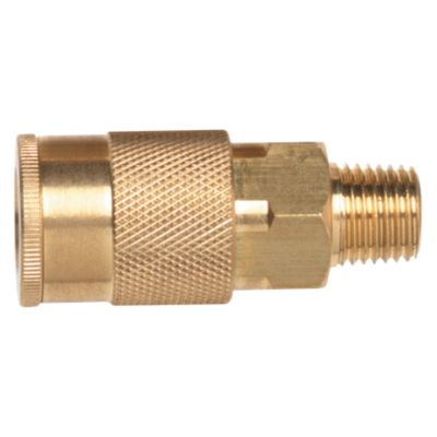 "Acople Rapido Macho 1/4"" NPT"