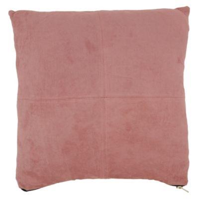 Cojín 45x45cm Palo rosa