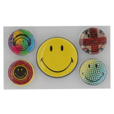 Smiley Classic Badge pack
