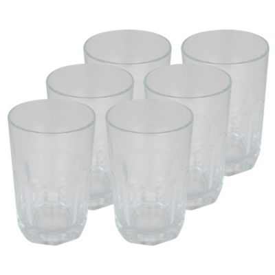 Set de 6 vasos Boston 12.7 Oz