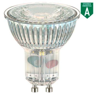 Focos LED Dicroicos 4W Gu10 Luz Amarilla