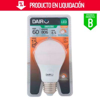 Foco Led 8.5W Luz Cálida
