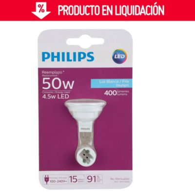 Led GU5.3 Ph 4.5w luz blanca