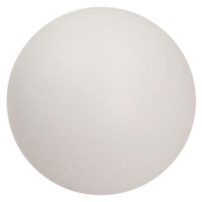 Perilla Madera Haya Blanco 445BL2 40 mm
