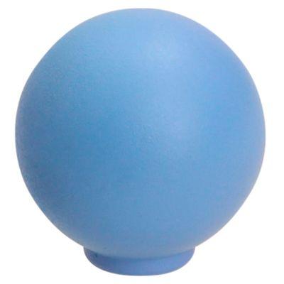 Tirador Perilla ABS 29mm Azul Mate
