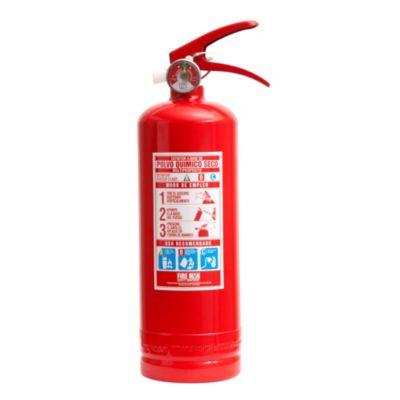 Extintores PQS ABC 2 kg