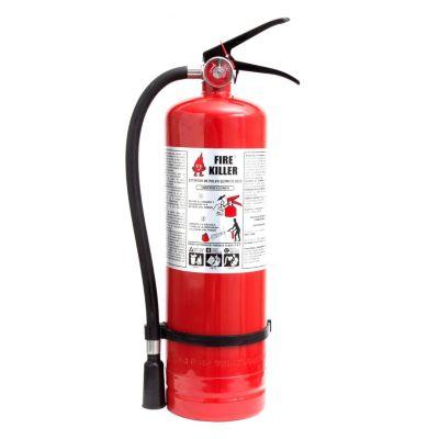 Extintores PQS ABC 4 kg