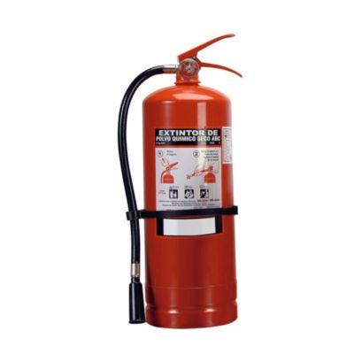 Extintores PQS ABC 6 kg