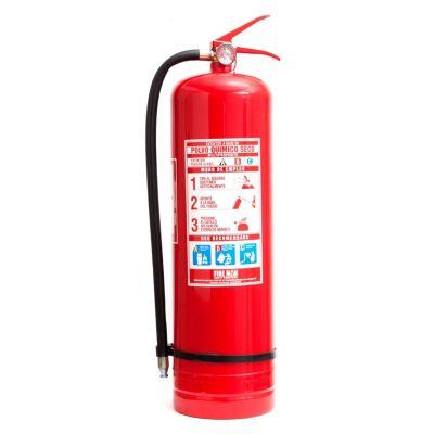 Extintores PQS ABC 12 kg