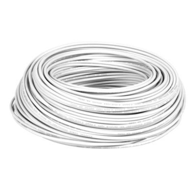 Cable THW 12 AWG Blanco x 100 m