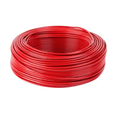 Cable THW 14 AWG Rojo x 100 m