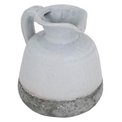 Florero diseño piedra 16cm