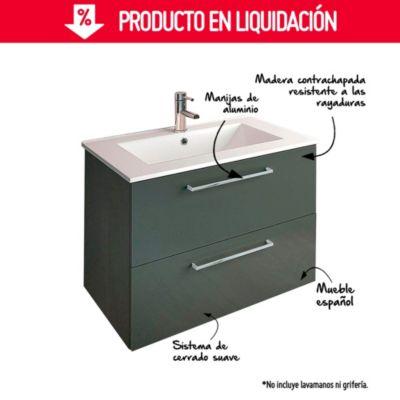 Mueble Vanitorio Easy 80x45x56.5cm