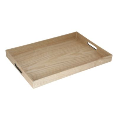 Bandeja de madera 45x30.5cm