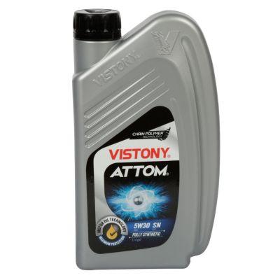 Aceite Attom 5W30 1/4 Gl