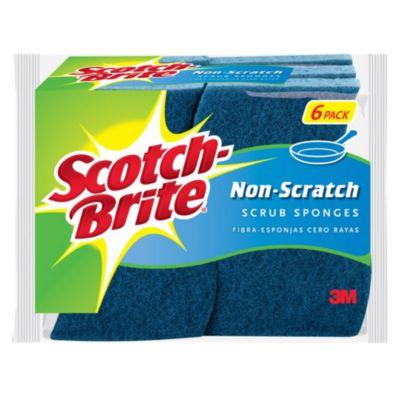 Set de 6 esponjas celulosa