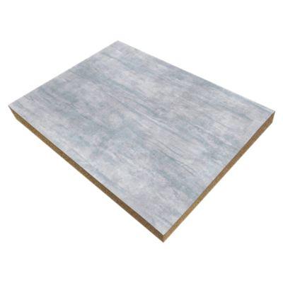 Tablón Melamina 18mm 2.15x2.44m Cemento