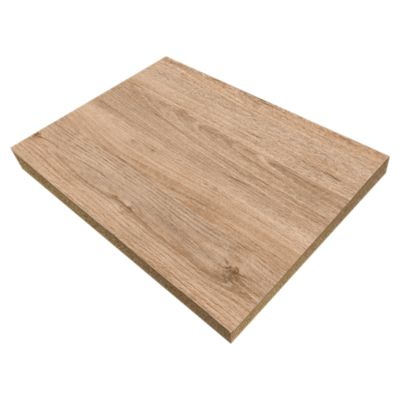 Tablero Melamina Maderado 18mm Rovere