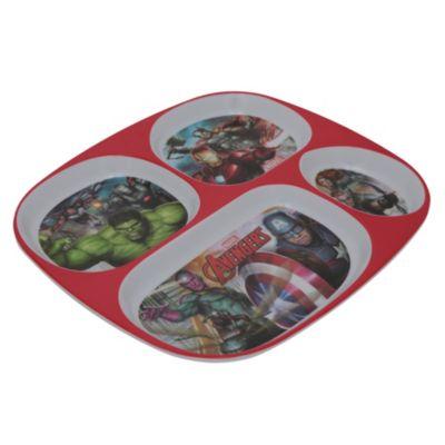 Plato rectangular Avengers