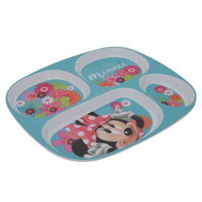 Plato rectangular Minnie