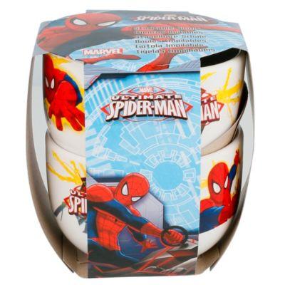 Set x2 Bowls de cerámica Spiderman