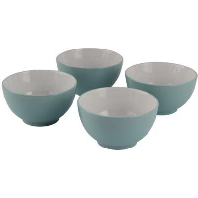 Set de 4 bowls azules 14cm