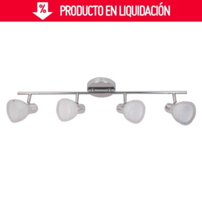 Barra Brent 4 Luces LED