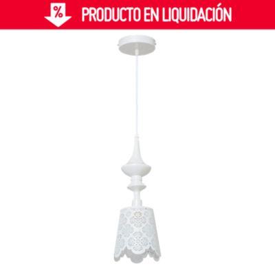 Lámpara Colgante Georgina 1 Luz E14
