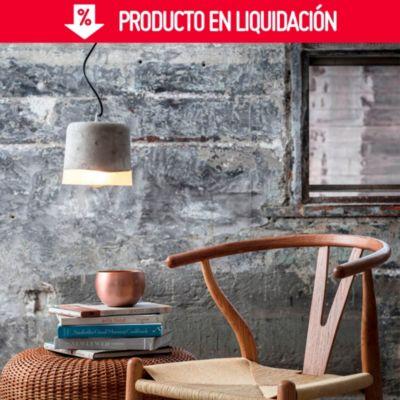 Lámpara Colgante Colin 1 Luz E27