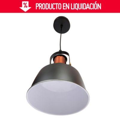 Lámpara colgante Francis 1 luz