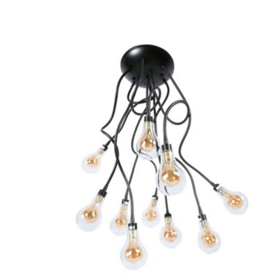 Lámpara de techo Jerry 10 luces