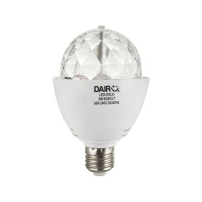 Foco LED Especial 3W E27 Luz Blanca