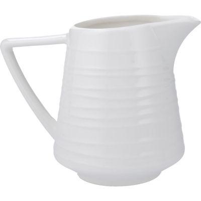 Cremero Ring blanco 9cm