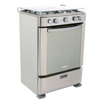 Cocina a gas 4 quemadores INGEN6079PX