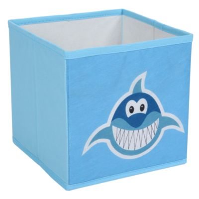 Caja de tela Tiburón